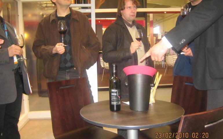 VINISUD MONPELIER 2009
